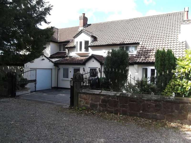 5 Bedrooms Detached House for sale in Heyes Mount, Rainhill
