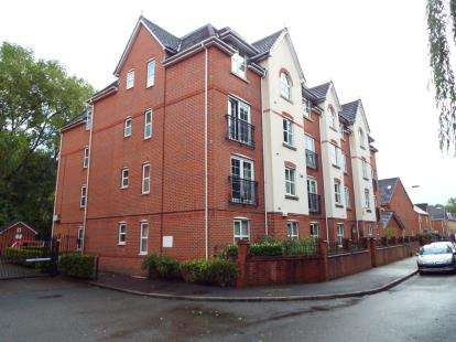 2 Bedrooms Flat for sale in Roch Bank, Blackley, Manchester, Greater Manchester