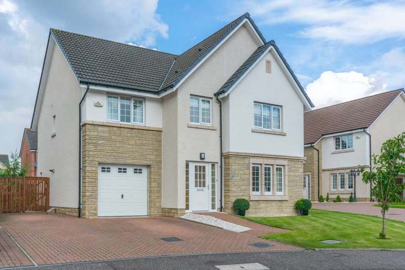 5 Bedrooms Detached House for sale in Gadwall Grove, Motherwell