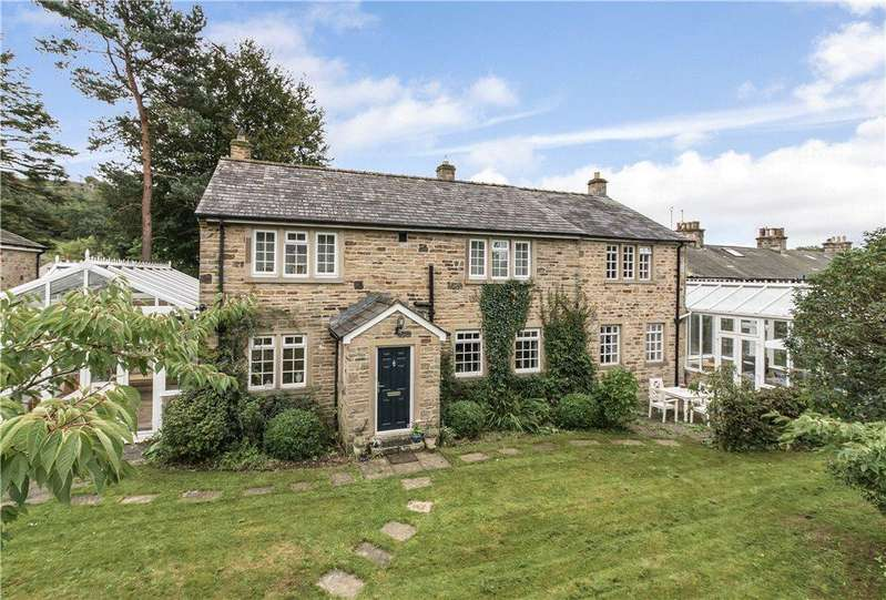5 Bedrooms Detached House for sale in Holly House, Stainforth, Settle, North Yorkshire
