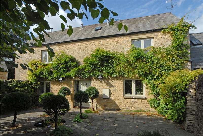 4 Bedrooms Detached House for sale in Church Street, Kingham, Chipping Norton, Oxfordshire, OX7