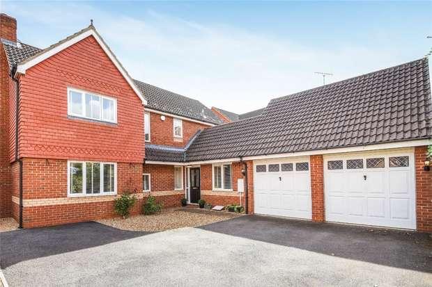4 Bedrooms Detached House for sale in Deep Spinney, Biddenham, Bedford