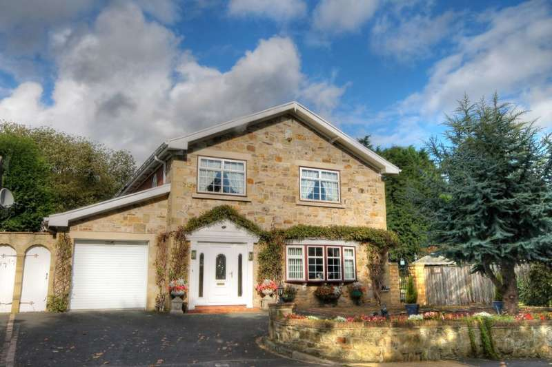 4 Bedrooms Detached House for sale in Station Road, Newburn, Newcastle Upon Tyne, NE15