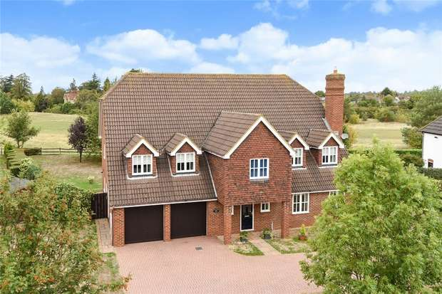 5 Bedrooms Detached House for sale in Carnoustie Drive, Biddenham, Bedford