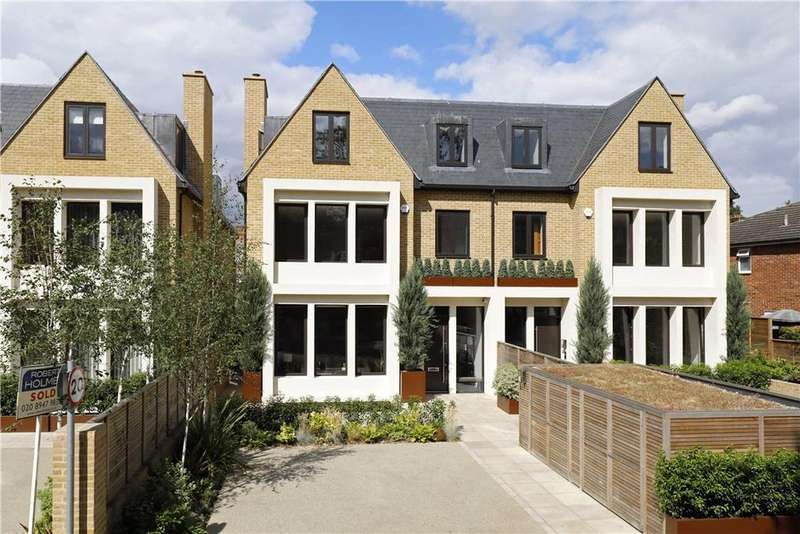 6 Bedrooms Semi Detached House for sale in Montem Terrace, Arterberry Road, Wimbledon, London, SW20