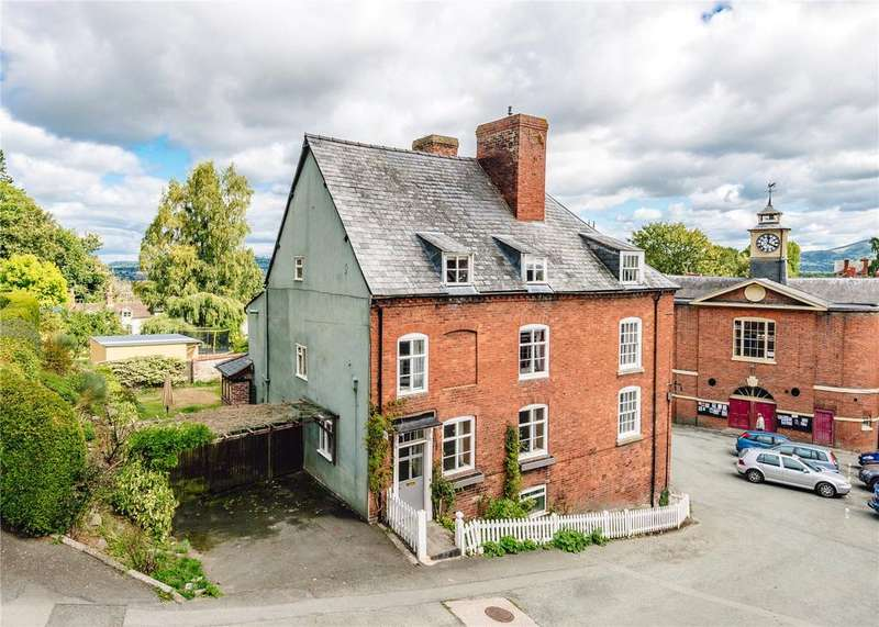 5 Bedrooms House for sale in Market Square, Montgomery, Powys