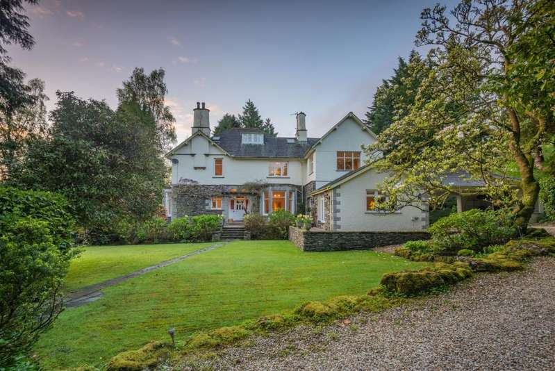 5 Bedrooms Detached House for sale in Lowfell, Kendal Road, Bowness-on-Windermere, LA23 3EW