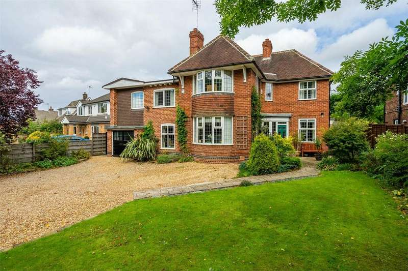 4 Bedrooms Detached House for sale in Shipton Road, York