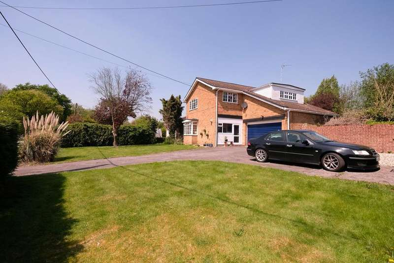 5 Bedrooms Detached House for sale in Church Road, West Hanningfield, Chelmsford, CM2