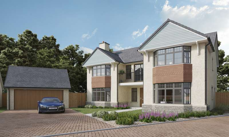 5 Bedrooms Property for sale in The Oaks, Church Road, Pentyrch, Cardiff