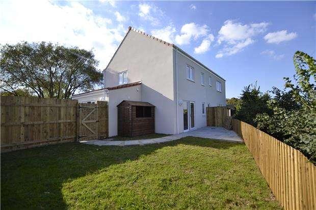 2 Bedrooms Semi Detached House for sale in Aran Lodge, Severn Road, Hallen, BS10 7RZ