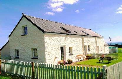Barn Conversion Character Property for sale in Ysgubor Hen, Cilan, Gwynedd, LL53