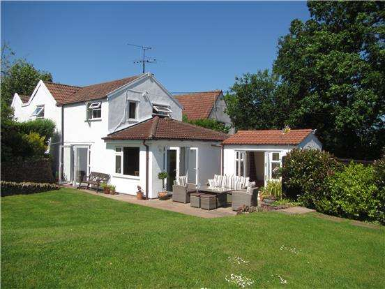 3 Bedrooms Cottage House for sale in Bury Hill, Winterbourne Down BS36 1AD