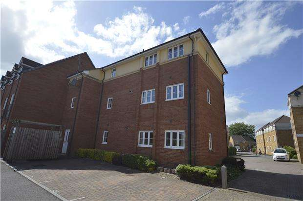 2 Bedrooms Flat for sale in Shepherds Walk, Bradley Stoke, BRISTOL, BS32 9AZ