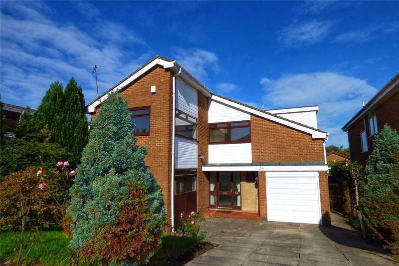 4 Bedrooms Detached House for sale in Grasmere Avenue, Heywood, Greater Manchester, OL10