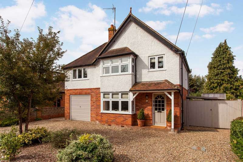 4 Bedrooms Detached House for sale in Kidmore Lane, Sonning Common