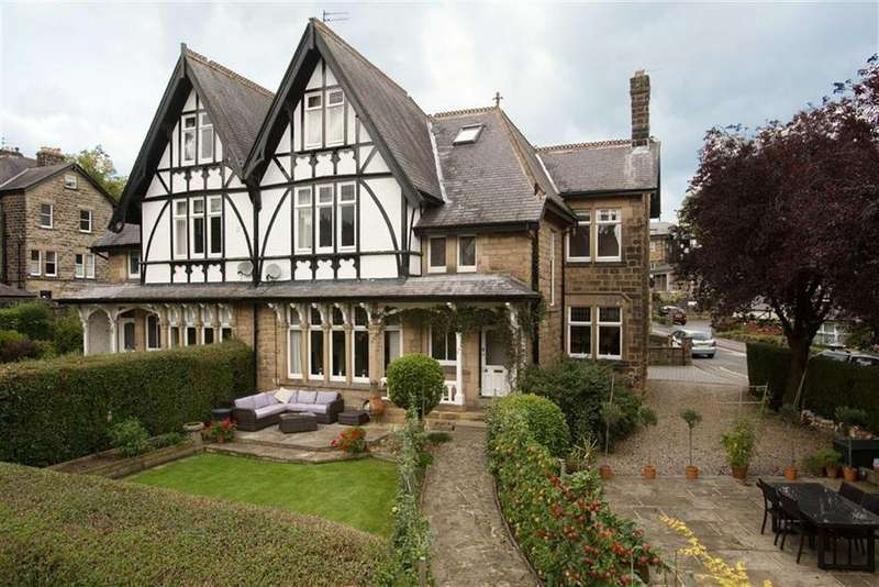 5 Bedrooms Semi Detached House for sale in York Road, Harrogate, HG1