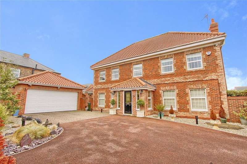 5 Bedrooms Detached House for sale in Burdon Walk, Castle Eden