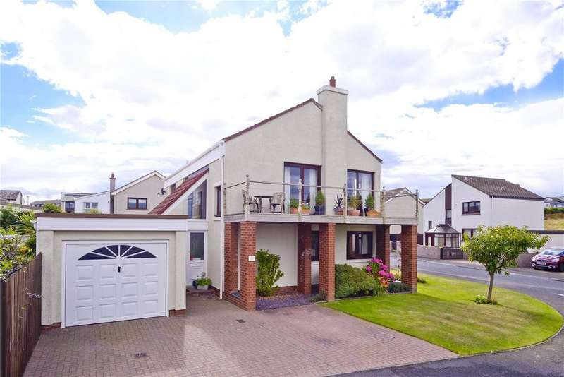 3 Bedrooms Detached House for sale in Barefoots Park, Eyemouth, Berwickshire
