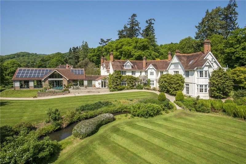 10 Bedrooms Detached House for sale in Lower Ashton, Exeter, Devon, EX6