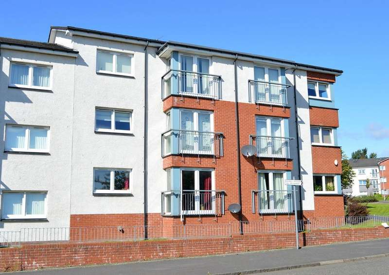 2 Bedrooms Flat for sale in Miller Street Clydebank, G81 1UP