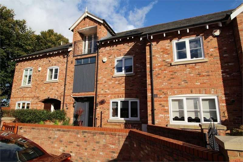 5 Bedrooms Detached House for sale in Church End Mews, Hale Village, LIVERPOOL, Lancashire