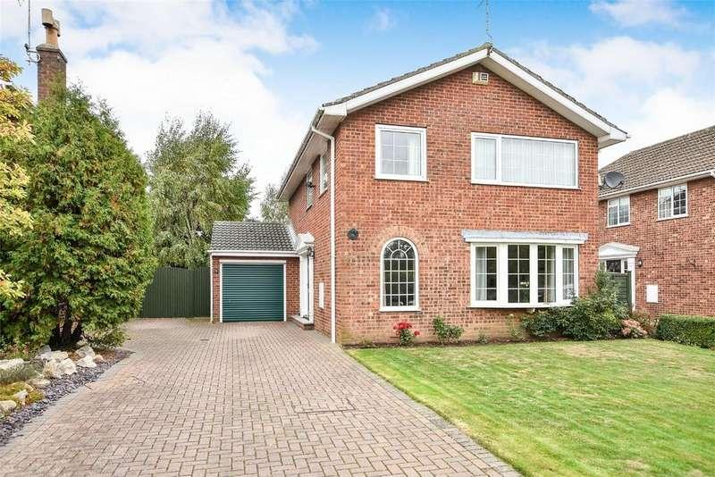 4 Bedrooms Detached House for sale in Intake Lane, Dunnington, York