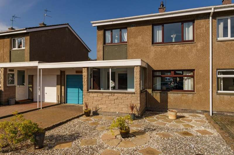 3 Bedrooms Semi Detached House for sale in 6 Park Court, Musselburgh, EH21 7HG