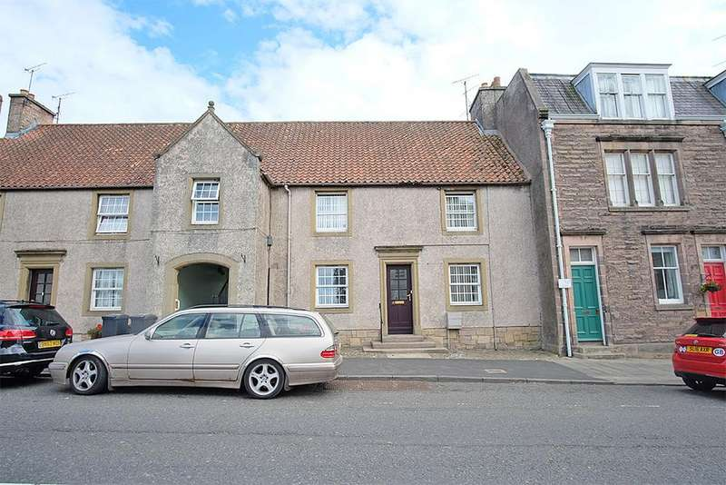 2 Bedrooms Flat for sale in 18 High Street, Coldstream TD12 4AS