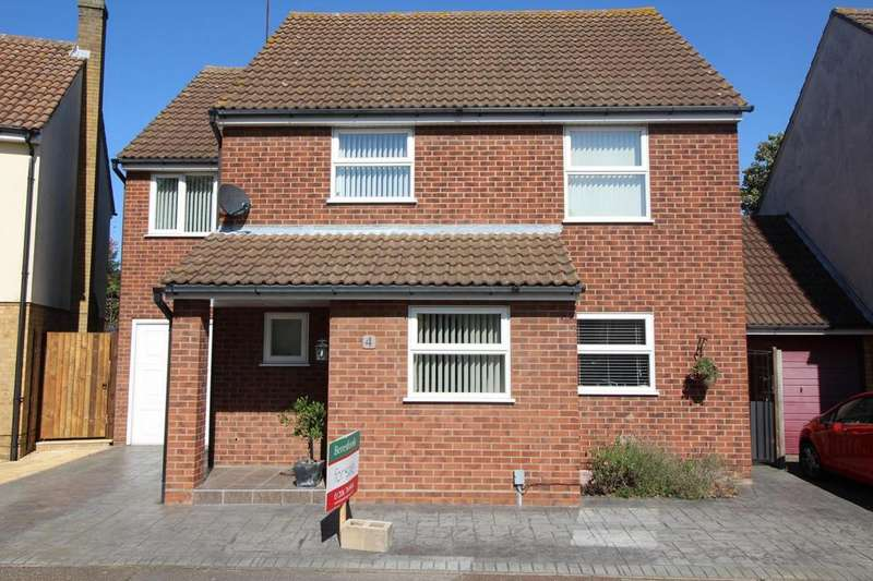 5 Bedrooms Detached House for sale in Bailey Dale, Stanway, Colchester, Essex, CO3