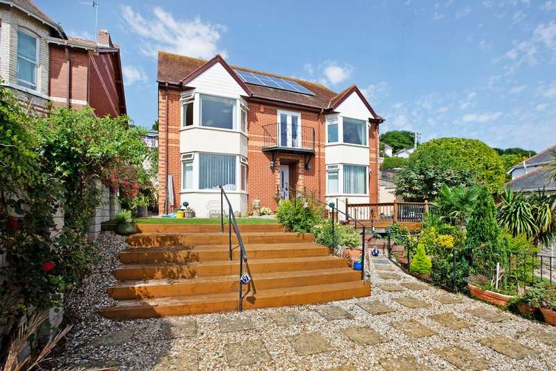 5 Bedrooms Detached House for sale in Summerland Close, Dawlish, EX7 9ND