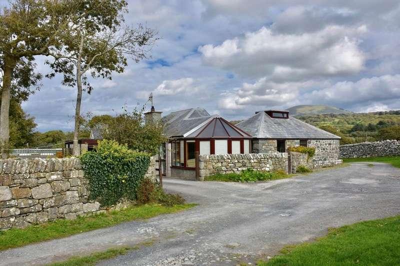 4 Bedrooms Bungalow for sale in Hen Ty Cerbyd, Dyffryn Ardudwy, LL44 2RX