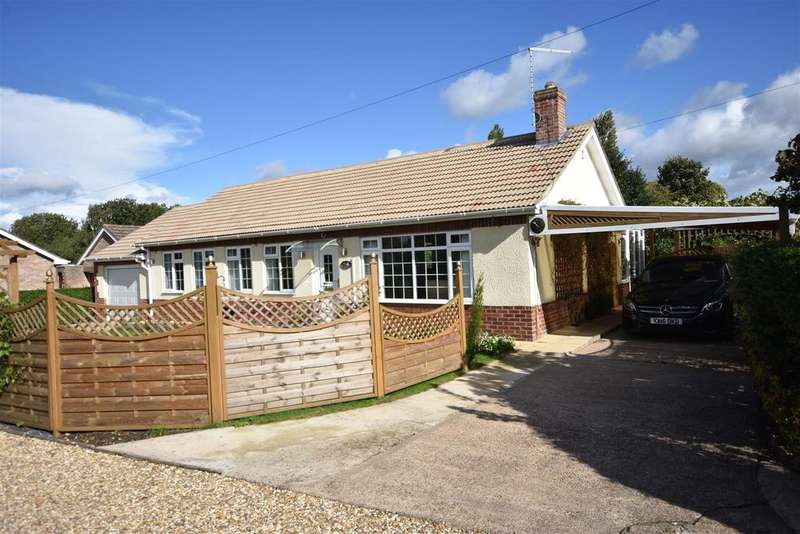 3 Bedrooms Detached Bungalow for sale in High Street, North Scarle