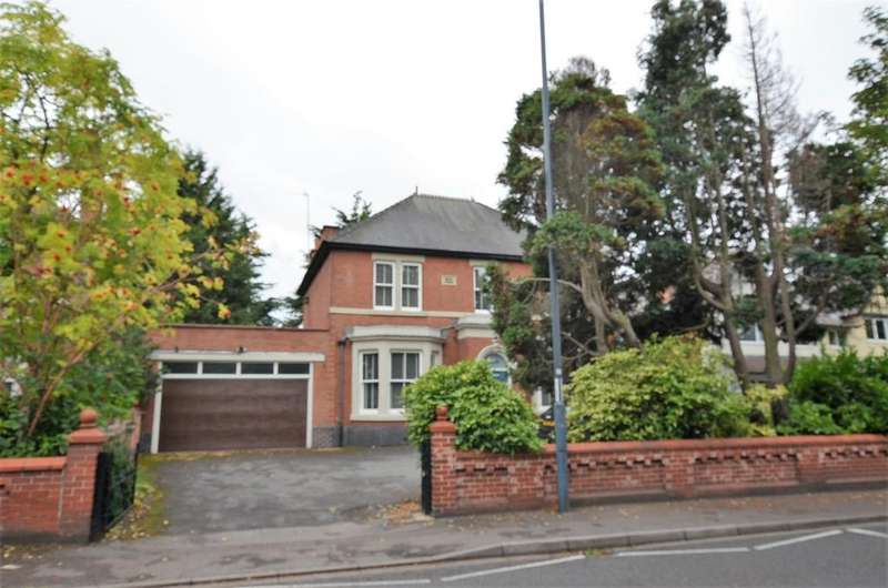 4 Bedrooms Detached House for sale in Beira House, Shardlow Road, Alvaston, Derby