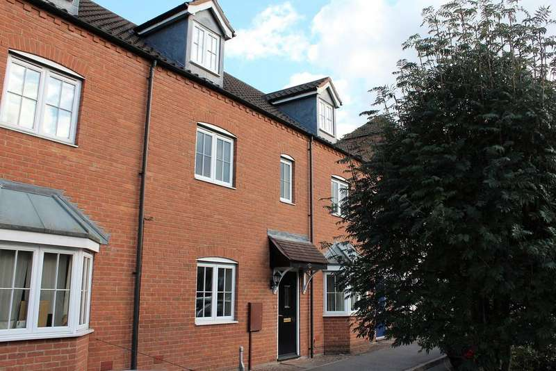 3 Bedrooms Town House for sale in The Mill, Kirton, Boston, PE20