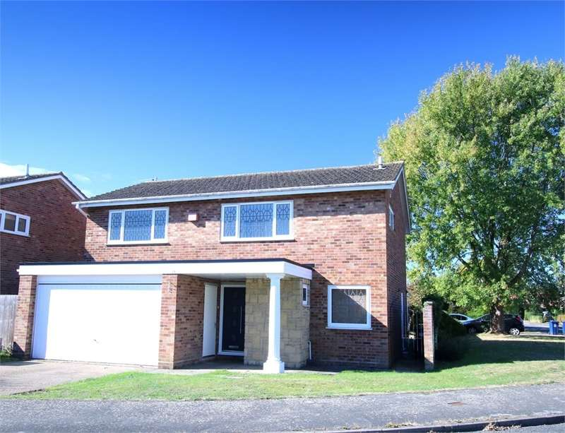 4 Bedrooms Detached House for sale in Little Paxton, ST NEOTS