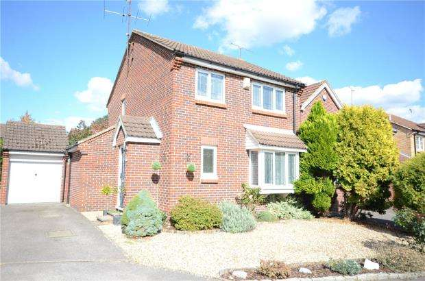 3 Bedrooms Detached House for sale in Silver Birches, Wokingham, Berkshire