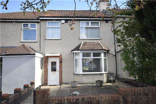 3 Bedrooms Terraced House for sale in Honey Hill Road, Kingswood, BRISTOL, BS15 4HL