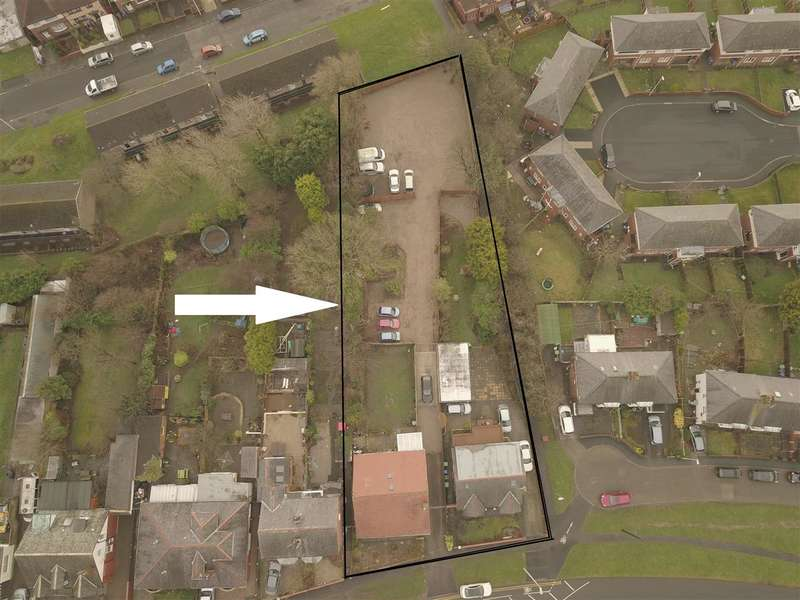 4 Bedrooms Land Commercial for sale in St Walburgas Road & Land at the rear of St Walburgas, Blackpool
