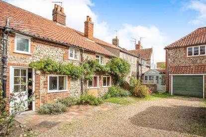 4 Bedrooms Terraced House for sale in Burnham Market, King's Lynn, Norfolk