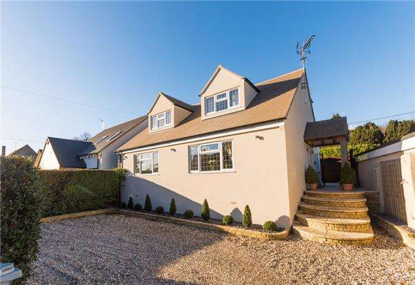 5 Bedrooms Detached House for sale in Ducklington Lane, Witney, Oxfordshire, OX28 5HZ