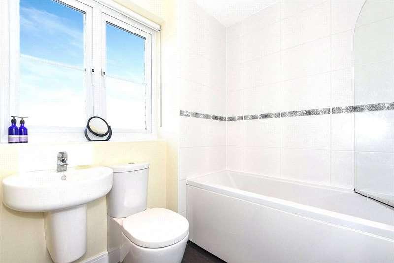 1 Bedroom Town House for rent in Sparrowhawk Way, Jennett's Park, Bracknell, Berkshire, RG12