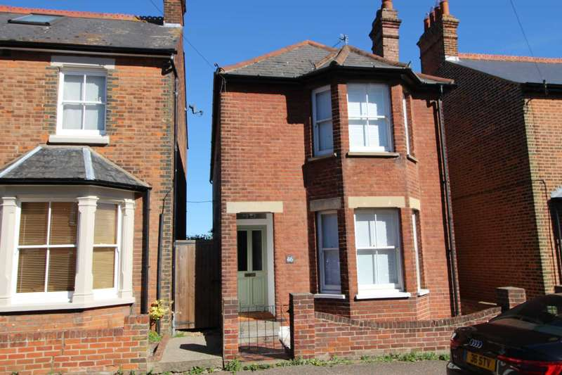 3 Bedrooms Detached House for sale in Victoria Road, Maldon