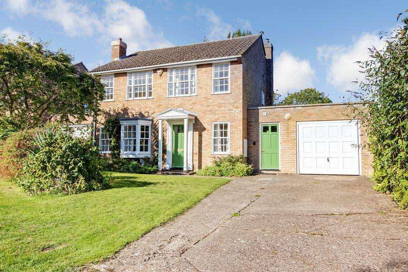 4 Bedrooms Detached House for sale in Meadow View, Eltisley Village
