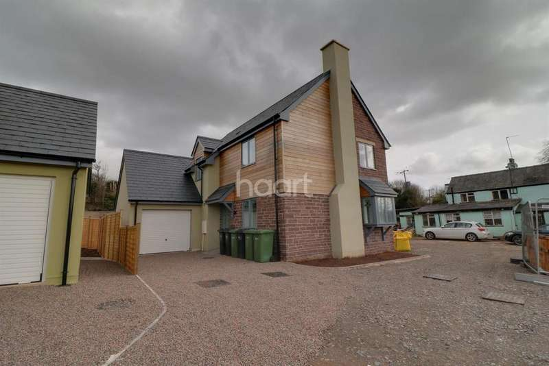 4 Bedrooms Detached House for sale in Plot 2 Studland, Welsh Newton, Herefordshire