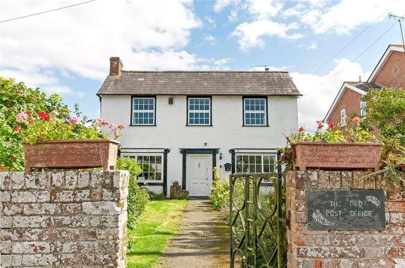 6 Bedrooms House for sale in Lockerley Green, Lockerley, Romsey, Hampshire, SO51