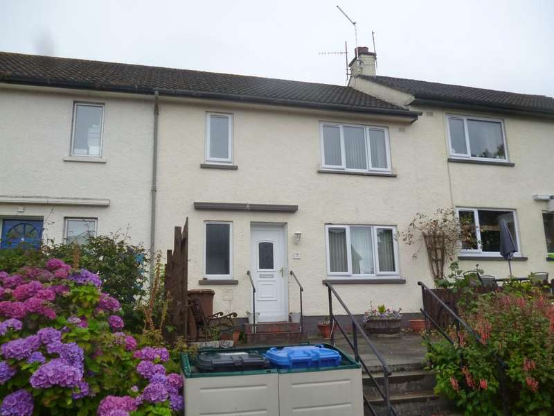 2 Bedrooms Terraced House for sale in 3 Keppenburn Avenue, Fairlie, LARGS, KA29 0BB