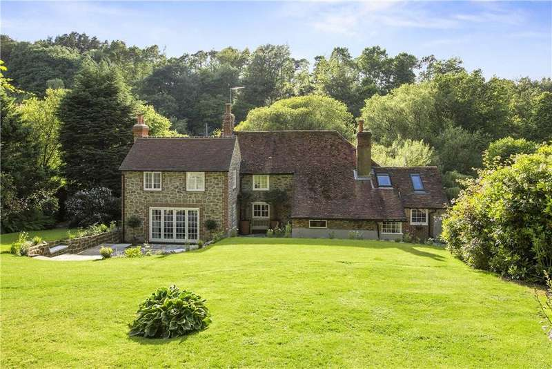 4 Bedrooms Detached House for sale in Friday Street, Nr Abinger Common, Dorking, Surrey, RH5