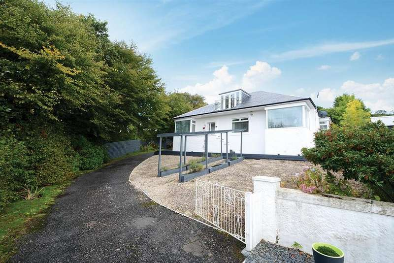 3 Bedrooms Detached Bungalow for sale in 11 Eglinton Drive, Skelmorlie, PA17 5AE