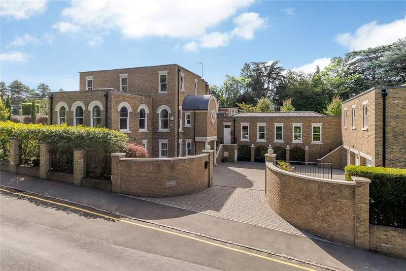 4 Bedrooms Detached House for sale in Cross Road, Ascot, Berkshire, SL5